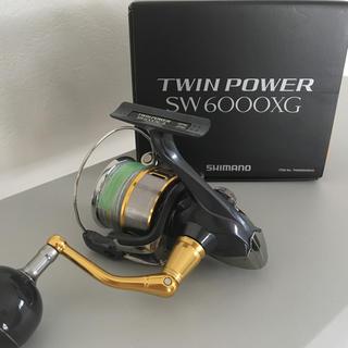 SHIMANO - SHIMANO ツインパワーSW 6000XG