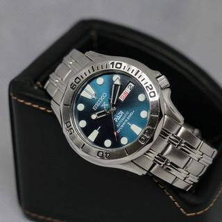 ba425a85f3 セイコー メンズ腕時計(アナログ)(ブルー・ネイビー/青色系)の通販 100 ...