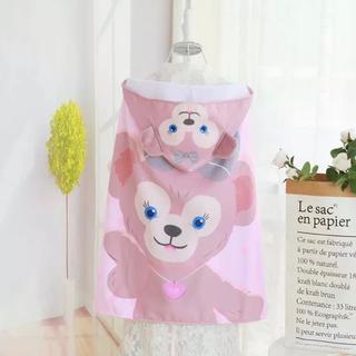 Disney - 新商品💖シェリーメイ フード付きバスタオル