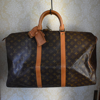 LOUIS VUITTON - LOUIS VUITTON ボストンバッグ
