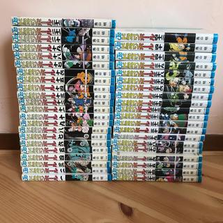 ドラゴンボール(ドラゴンボール)のDRAGON BALL 全巻+オマケ 43冊 少年ジャンプ 集英社(全巻セット)