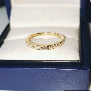 ヴァンドームアオヤマ(Vendome Aoyama)の*美品* 定価61560円 ヴァンドームアオヤマ ダイヤモンドリング(リング(指輪))