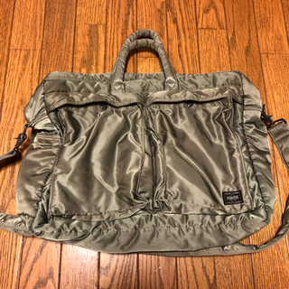 PORTER - PORTER / TANKER 2WAY BRIEFCASE