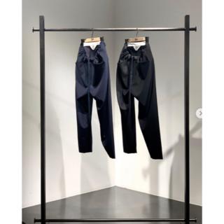 サンシー(SUNSEA)のSUNSEA 19SS SNM BLUE PANTS (スラックス)