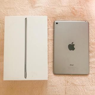 Apple - iPad mini4 16GB Gray