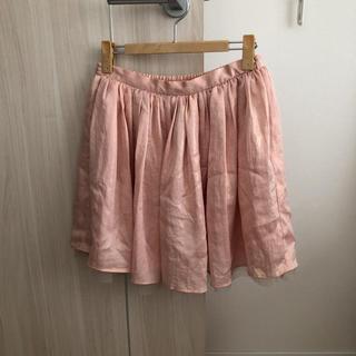 マーキュリーデュオ(MERCURYDUO)のマーキュリーデュオ スカート 未使用(ミニスカート)