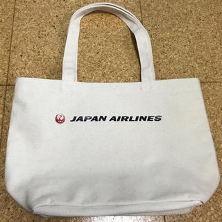 ジャル(ニホンコウクウ)(JAL(日本航空))のJALトートバック(トートバッグ)