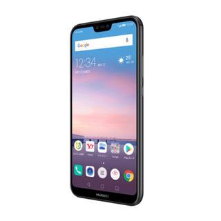 Huawei P20 Lite ブラック 未使用