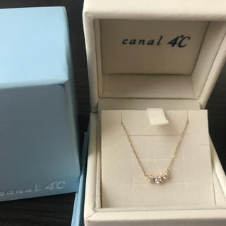 canal4℃ - canal 4℃ ネックレス