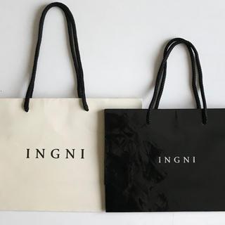イング(INGNI)のイング ショップ袋(ショップ袋)
