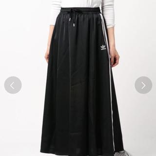 アディダス スカート♡オリジナルス♡ラインスカート