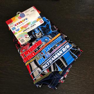 バンダイ(BANDAI)のウルトラマンルーブ  ボクサーブリーフ  パンツ 2枚組 サイズ110(下着)