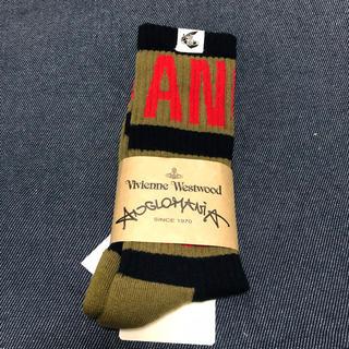 ヴィヴィアンウエストウッド(Vivienne Westwood)のヴィヴィアンウエストウッド 靴下 ANGLOMANIA(ソックス)