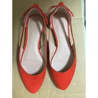 ザラ(ZARA)のザラ ペタンコ靴(その他)