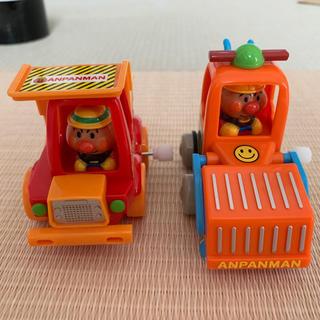アンパンマン(アンパンマン)の⭐️アンパンマン 働く車⭐️(ミニカー)