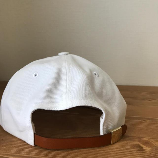 MAISON KITSUNE'(メゾンキツネ)の試着のみ Maison Kitsune キャップ レディースの帽子(キャップ)の商品写真