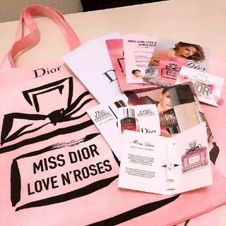 ディオール(Dior)のMiss Dior 表参道 ミスディオール JIMMY CHOO PRADA(トートバッグ)