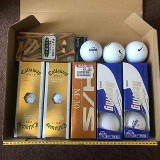 キャロウェイゴルフ(Callaway Golf)のゴルフボール◆18個セット(ゴルフ)