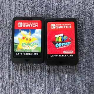 Nintendo Switch - 任天堂Switch スーパーマリオオデッセイ ソフトのみ