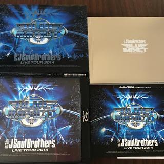 サンダイメジェイソウルブラザーズ(三代目 J Soul Brothers)のブルーインパクト 初回限定版 三代目Jsoul Brothers(ミュージック)
