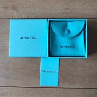 ティファニー(Tiffany & Co.)のTiffany 空箱 空ポーチ(ショップ袋)