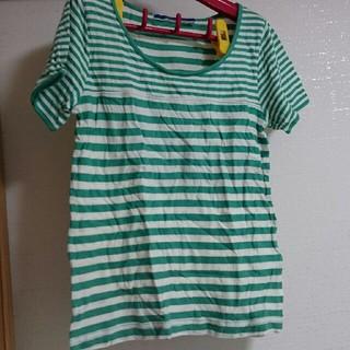 ジエンポリアム(THE EMPORIUM)のジエンポリアム☆ボーダーTシャツ300円(Tシャツ(半袖/袖なし))