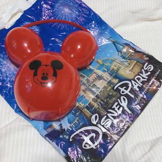ディズニー(Disney)のアメリカ限定 ポップコーンバケット ☺︎(キャラクターグッズ)