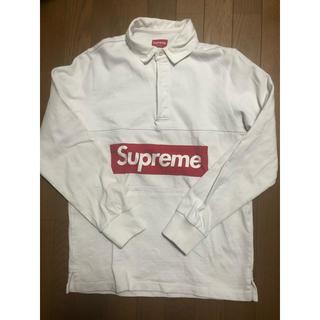 シュプリーム(Supreme)のsupreme 15aw rugby shirt(シャツ)