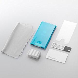 アップル(Apple)のiPod nano7th用ハードカバー TR-CCNN12-BL ブルー(ポータブルプレーヤー)