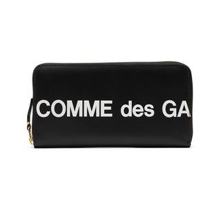 コムデギャルソン(COMME des GARCONS)のコムデギャルソン HUGE LOGO ロングウォレット(長財布)
