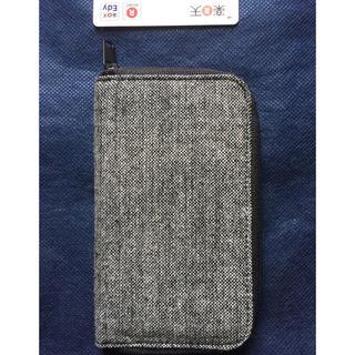 ムジルシリョウヒン(MUJI (無印良品))のカードケース(その他)