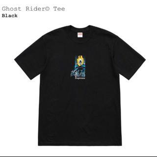 シュプリーム(Supreme)のSサイズ Ghost Rider Tee(Tシャツ/カットソー(半袖/袖なし))