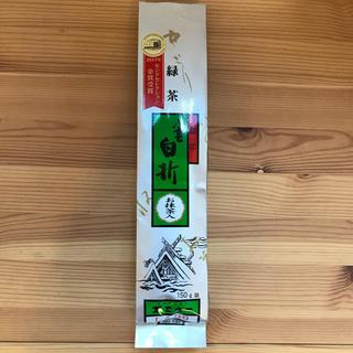 緑茶 銀印 八雲 白折 150g