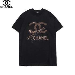 シャネル(CHANEL)のシャネルTシャツ キラキラ (Tシャツ(半袖/袖なし))