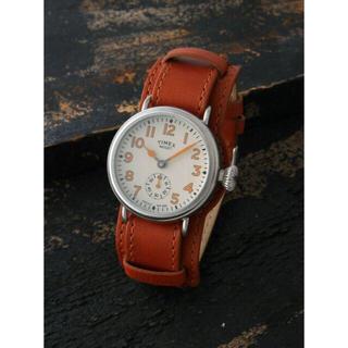 タイメックス(TIMEX)のTIMEX MIDGET タイメックス ミジェット ホワイト TW2R45000(腕時計(アナログ))