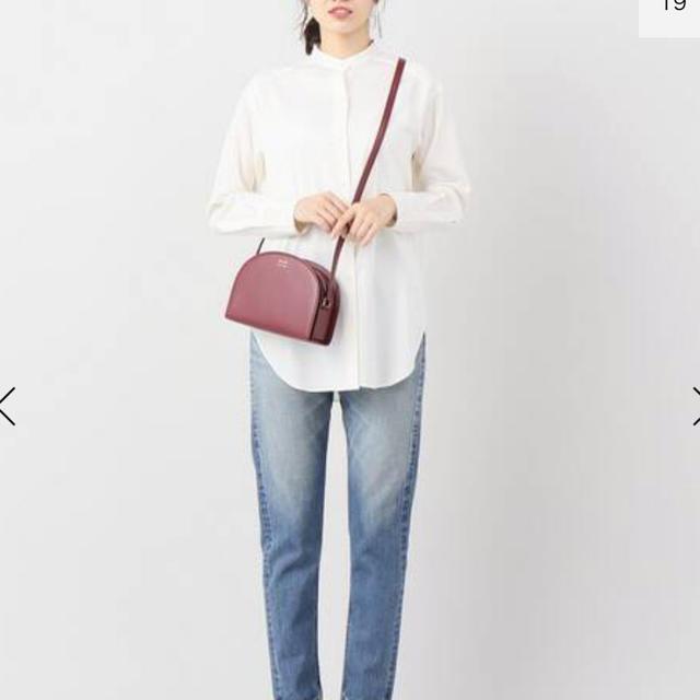 IENA(イエナ)のCanjioli バンドカラーシャツ  メンズのトップス(シャツ)の商品写真