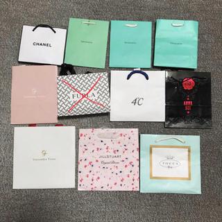 ティファニー(Tiffany & Co.)のショップ袋/どれでも1枚300円/複数枚ならお値引き致します!(ショップ袋)