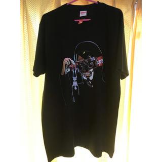 シュプリーム(Supreme)のM  size 19ss supreme creeper tee black(Tシャツ/カットソー(半袖/袖なし))