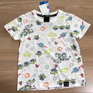 Disney - 新品タグ付き110半袖Tシャツ ディズニートイストーリー⑤