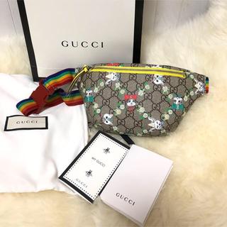 グッチ(Gucci)の新品 GUCCI ヒグチユウコ ウエストポーチ バッグ(ボディバッグ/ウエストポーチ)