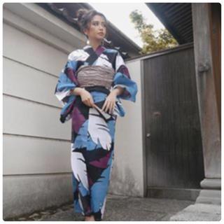 ジェイダ(GYDA)の【未使用】GYDA/ジェイダ☆ノベルティ 浴衣3点セット 非売品(浴衣)