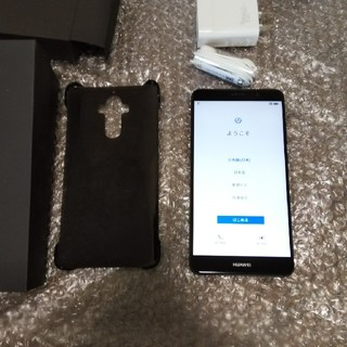 ANDROID - huawei mate9 中古