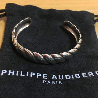 Philippe Audibert - PHILIPPE AUDIBERT  バングル