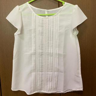 ジーユー(GU)の新品☆ブラウス(シャツ/ブラウス(半袖/袖なし))