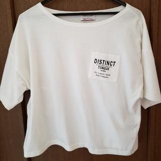 シマムラ(しまむら)のしまむら Tシャツ トップス(Tシャツ(半袖/袖なし))