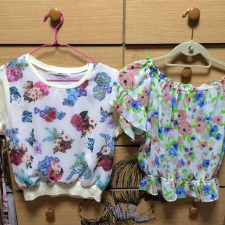 ミスティウーマン(mysty woman)のミスティウーマンセット♡(Tシャツ(半袖/袖なし))