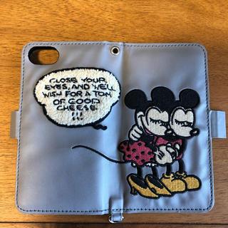 フランフラン(Francfranc)のディズニー ミッキー iPhone8ケース(iPhoneケース)
