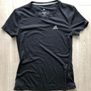 adidas - アディダスレディース ランニングTシャツS