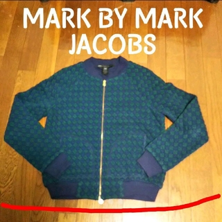 MARC BY MARC JACOBS - MARK BY MARK JACOBS チェック ジャケット