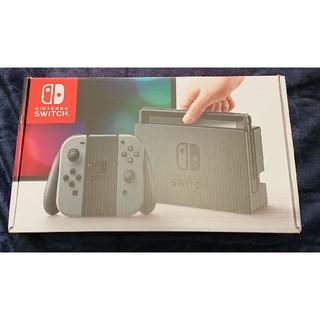 Nintendo Switch - Switch グレー